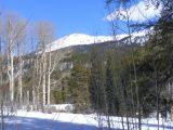 Unnamed summit above North Quartz Creek