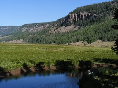 The South San Juan Wilderness in the Rio Grande National Forest