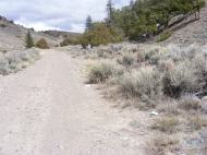 Bureau of Land Management Road 3076 just off Colorado 114
