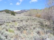 Looking up Homestead Gulch at Sawtooth Mountain