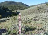 Gunnison National Forest Trail 494 at Barret Creek