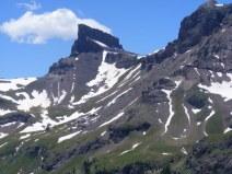 A view of Coxcomb Peak
