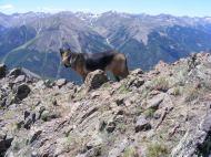 Leah on Crystal Peak
