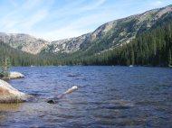 Sub-alpine splendor at Timberline Lake