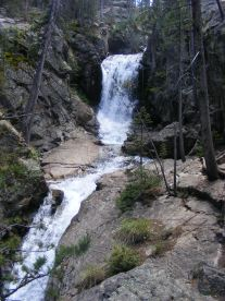 Brown's Creek Falls