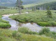 Texas Creek in a idyllic setting