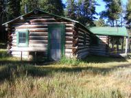 Cabin near Texas Creek