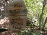 Flat Tops Wilderness, White River National Forest