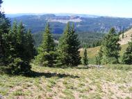West of Big Marvine Peak