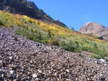 Underneath Cascade Mountain, Mineral Point to the right