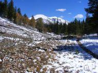 Whetstone Mountain on a fine Fall day
