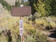 Farris Creek Trailhead