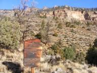 Fitzpatrick Wilderness, on Whiskey Mountain Trail No. 804
