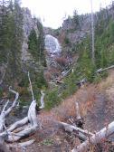 Wraith Falls on Lupine Creek