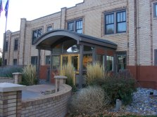 The Best Western in Thermopolis, Wyoming