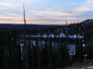 Silver Lake at dawn
