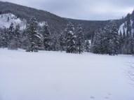 Brown's Gulch in Winter