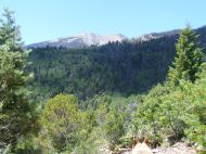 Hiking in the Sangre de Cristo Mountains