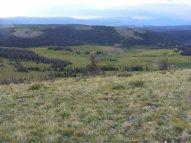 Looking east towards Jarosa Mesa and beyond