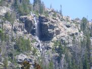 An unnamed waterfall above Alexander Park