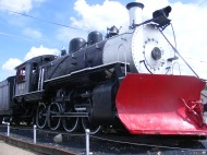 Colorado and Southern Railway locomotive 641, now defunct, was the last operating steam locomotive on that line