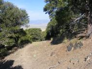 On Bureau of Land Management property lies this stretch of the Major Creek Trail No. 963