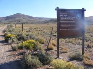 Cabin Creek, Bureau of Land Management Road 3107, Point 8845 and the Van Tuyl land