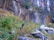Leah on the Cataract Gulch Trail