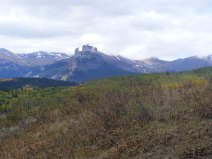 The Castles seen from the Swampy Trail No. 439