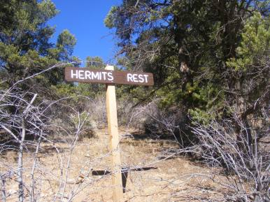 Hermit's Rest Campground