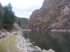 The Black Canyon of the Gunnison, Curecanti National Recreation Area
