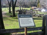 The Beer Garden at Marshall Gold Discovery State Historical Park in Coloma, California
