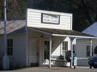 The Post Office in Coloma, California
