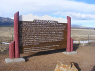 "On Colorado 67 south of Florence lies Hardscrabble, now a ""point of interest"""