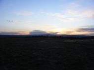 Dawn over the Vermilion Bluffs
