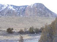 Across the Yellowstone River, The Devil's Slide