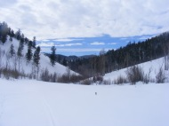 Snowy year on Willow Creek
