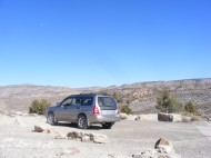 The Forester at Jouflas Campground