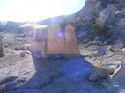 The Shepherd Cabin in Jouflas Campground